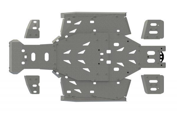 Комплект защиты днища для CFMOTO U8