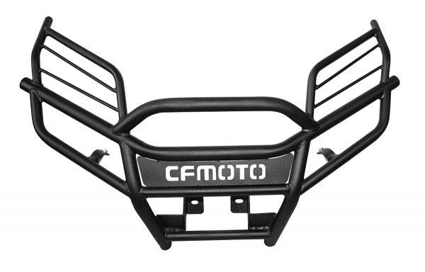 Передний силовой бампер для CFMOTO X8 (с защитой фар)