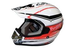 Шлем кроссовый V320