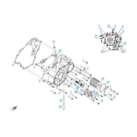 Двигатель 191R(A)