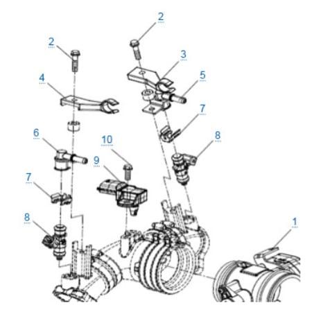Система управления двигателем для CFMOTO Z10 EFI&EPS