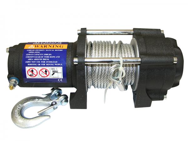 Мотор лебедки 2500 LBS для CFMOTO X4