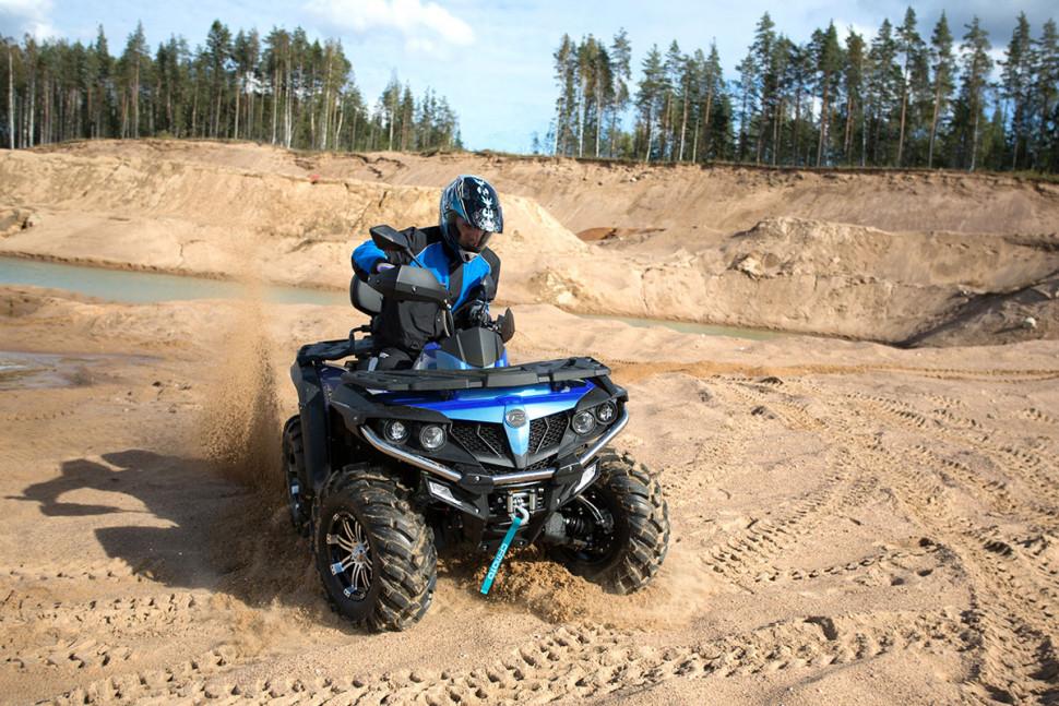 Двигатель квадроциклов: устройство, запуск, советы по обслуживанию