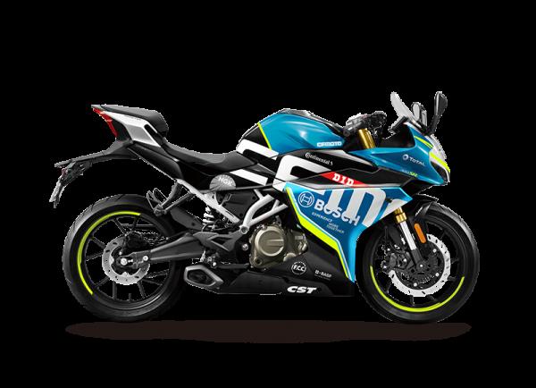 CFMOTO 300 SR (ABS) - Синий